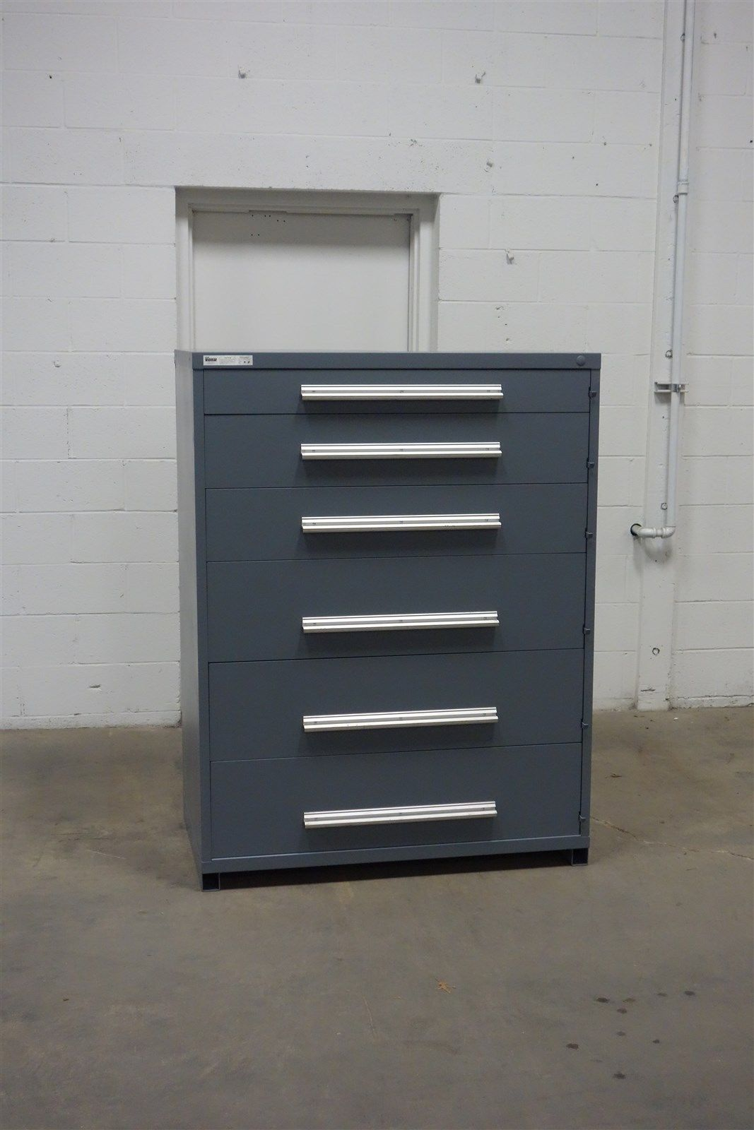Used Stanley Vidmar 6 Drawer Cabinet ...