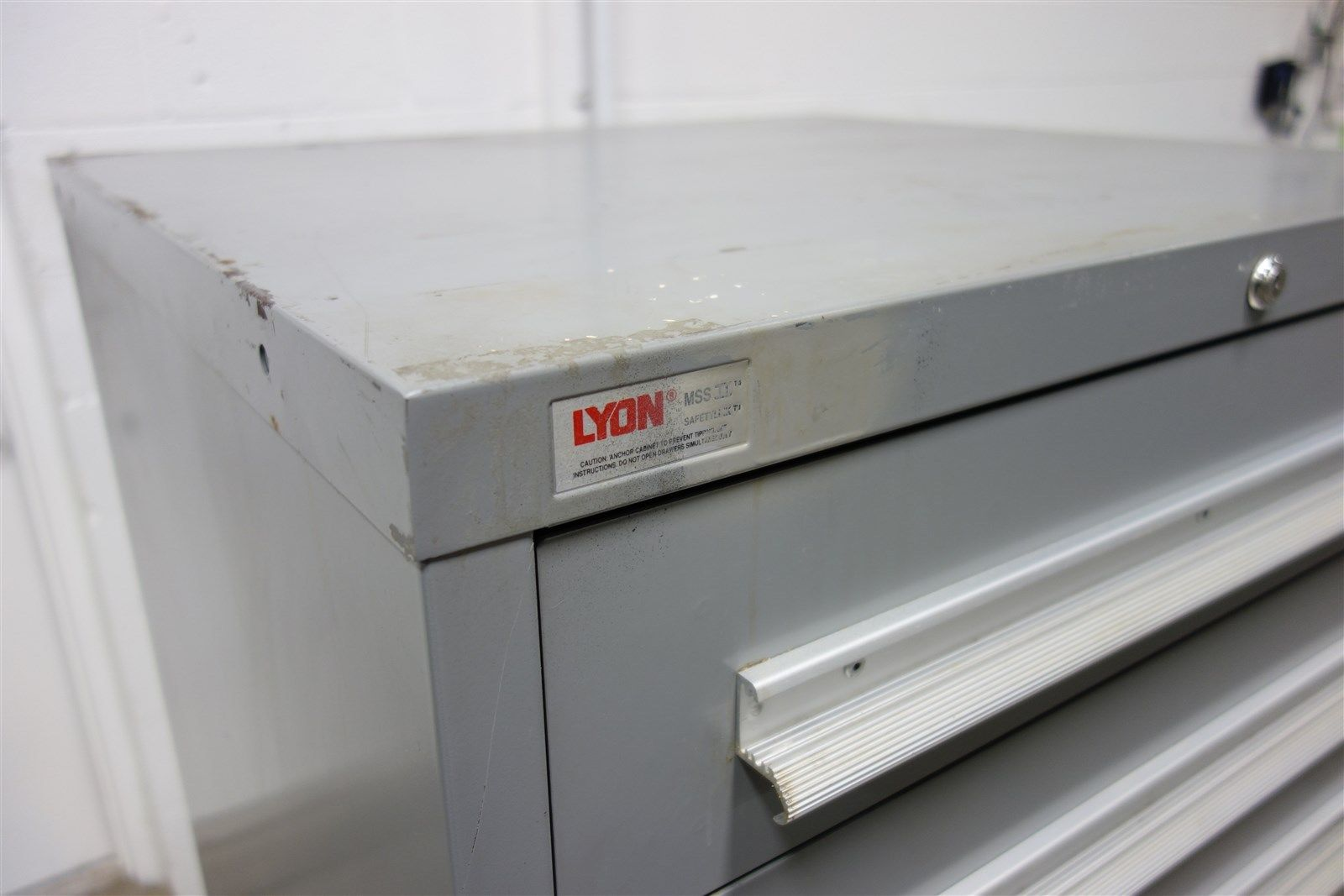 Used Lyon 7 Drawer Cabinet ...
